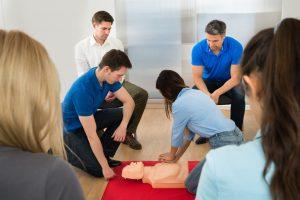 Maintien et actualisation des compétences Sauveteur secouriste du travail @ Agence MSA de Melle | Saint-Martin-lès-Melle | Nouvelle-Aquitaine | France