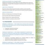 thumbnail of Programme PRAP IBC