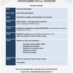 thumbnail of Programme et Bulletin d'inscription Forum SR-86