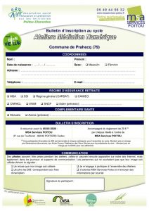thumbnail of Bulletin MsaServices NUMERIQUE Prahecq _79